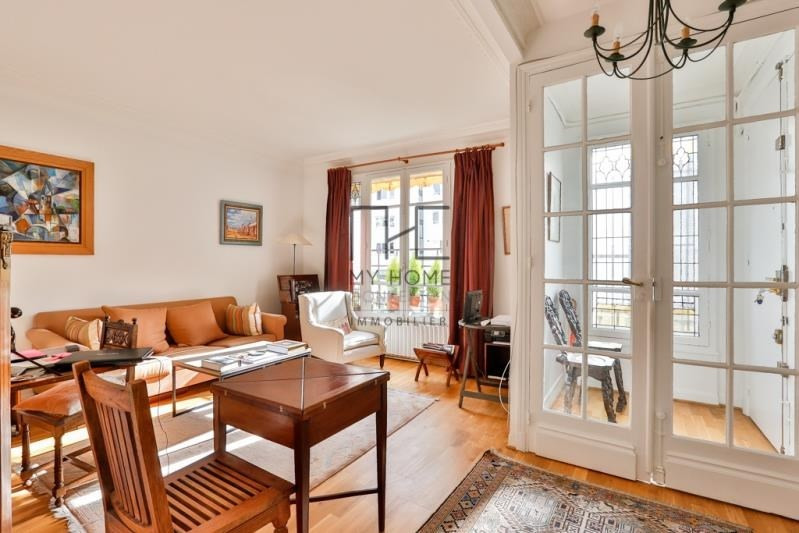 Sale apartment Paris 16ème 599 000€ - Picture 2