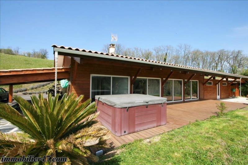 Sale house / villa Saint hilaire de lusignan 299000€ - Picture 2