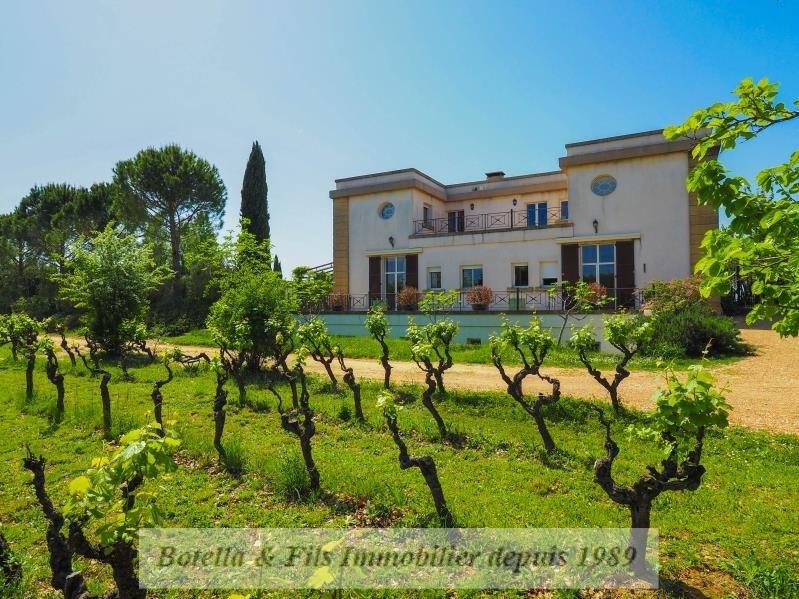 Vente de prestige maison / villa Uzes 1290000€ - Photo 1