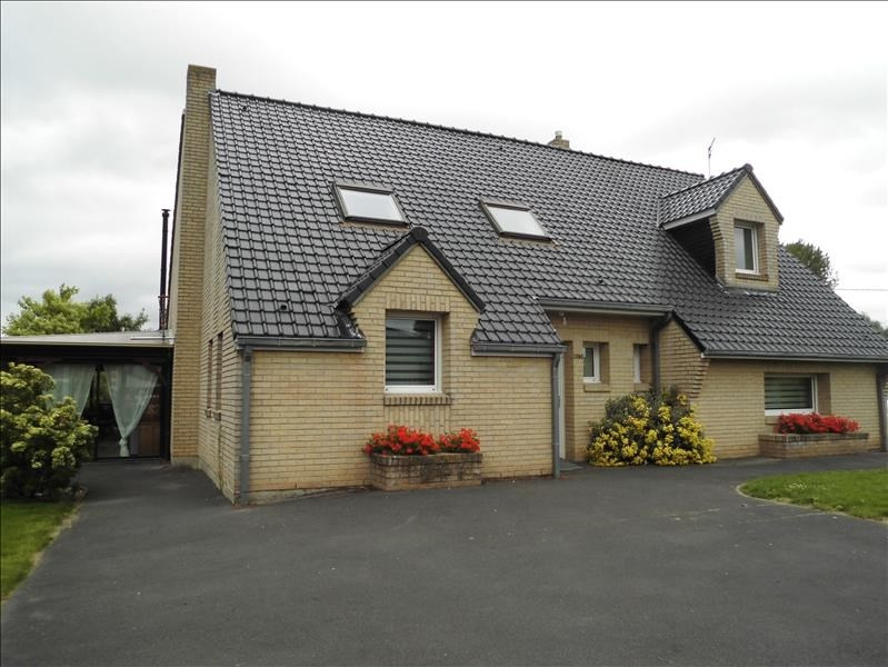 Sale house / villa St floris 296000€ - Picture 1