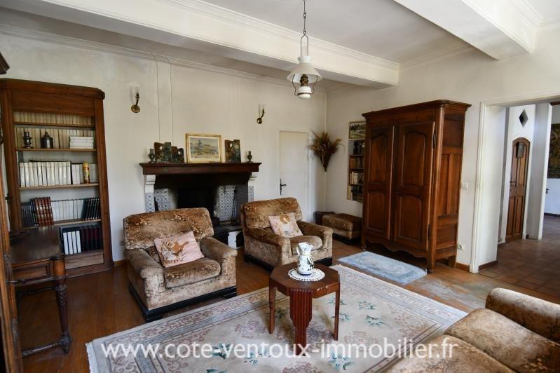Vente maison / villa Carpentras 470000€ - Photo 2