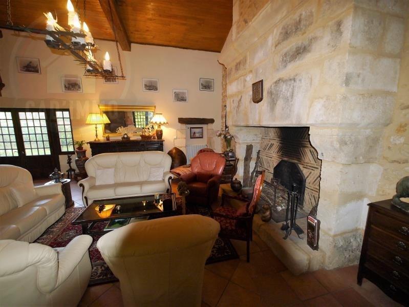 Vente maison / villa Beauregard et bassac 327000€ - Photo 5