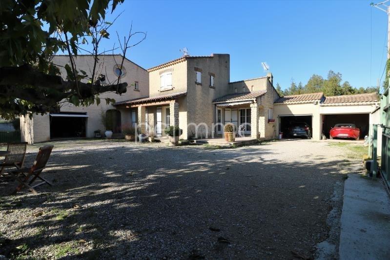Vente maison / villa Senas 462000€ - Photo 1