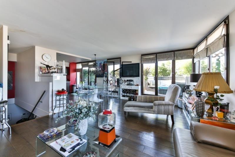 Immobile residenziali di prestigio appartamento Paris 17ème 1163000€ - Fotografia 4
