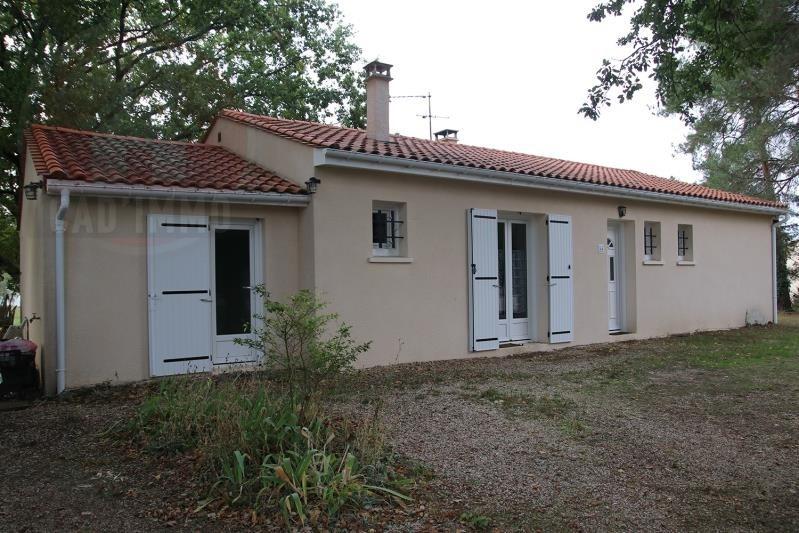Vente maison / villa Prigonrieux 176000€ - Photo 1