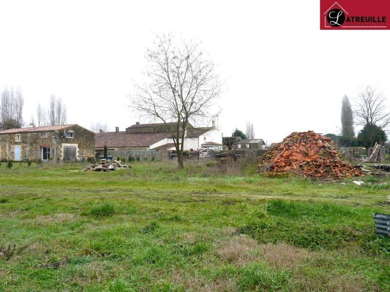 Vente terrain Gemozac 21500€ - Photo 1
