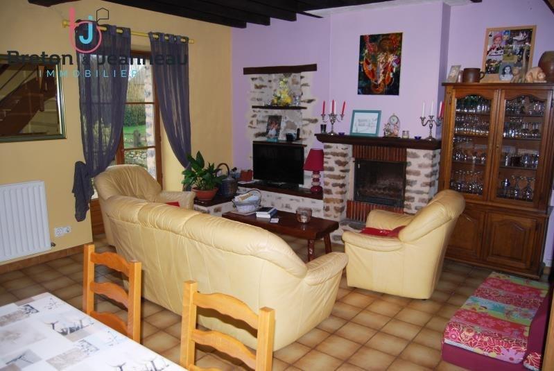 Vente maison / villa St denis du maine 218400€ - Photo 4