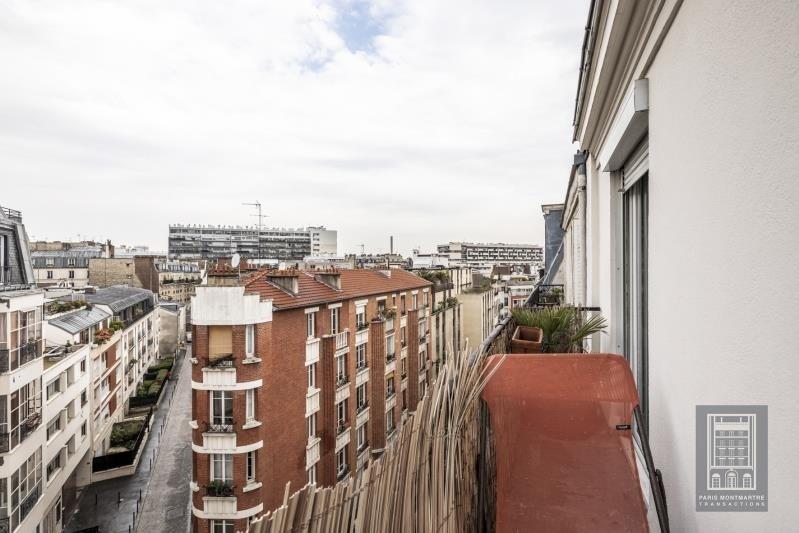 Sale apartment Paris 18ème 330000€ - Picture 5