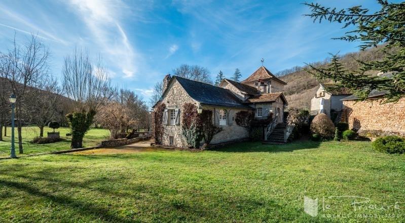 Deluxe sale house / villa Villefranche de rouergue 650000€ - Picture 1