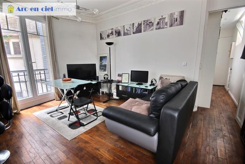 Sale apartment Paris 20ème 299000€ - Picture 2