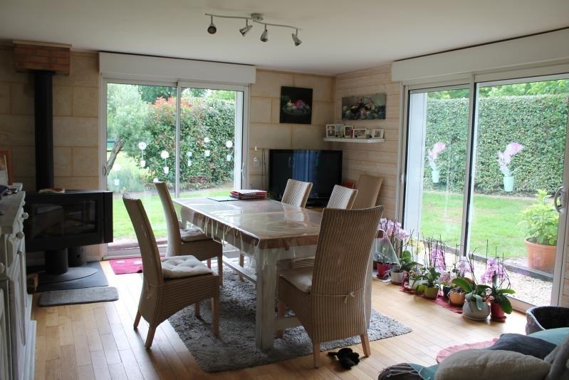 Venta  casa Roaillan 327200€ - Fotografía 3