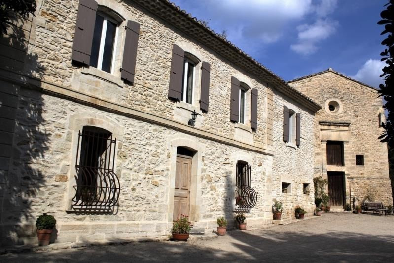 Vente de prestige maison / villa Aramon 670000€ - Photo 2