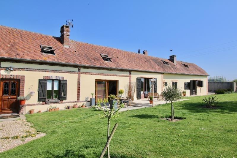 Sale house / villa Conches en ouche 208000€ - Picture 2
