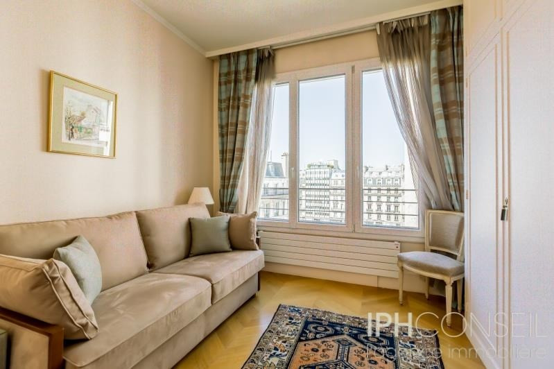 Vente de prestige appartement Paris 16ème 1 510 000€ - Photo 5