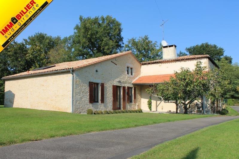 Venta  casa Langon 420000€ - Fotografía 1