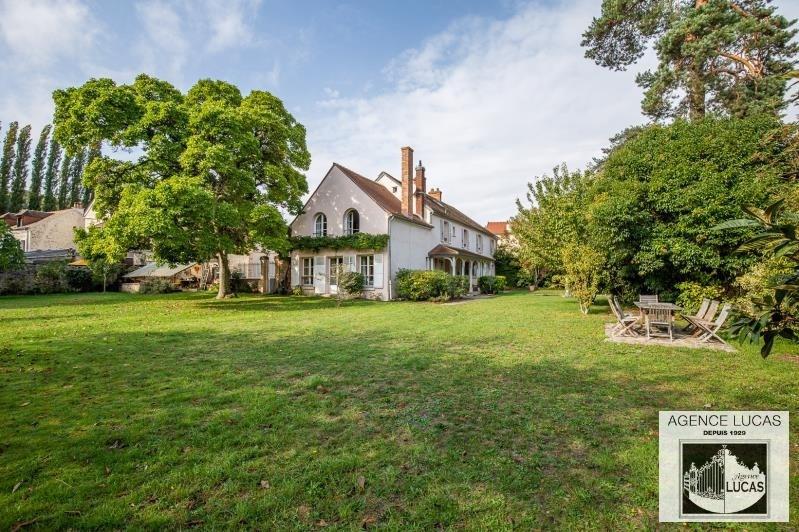 Vente de prestige maison / villa Igny 1280000€ - Photo 1