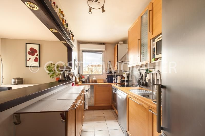 Venta  apartamento Asnières sur seine 399000€ - Fotografía 5