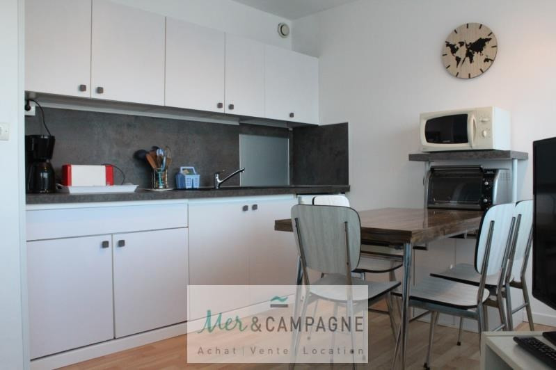 Sale apartment Fort mahon plage 79 500€ - Picture 3