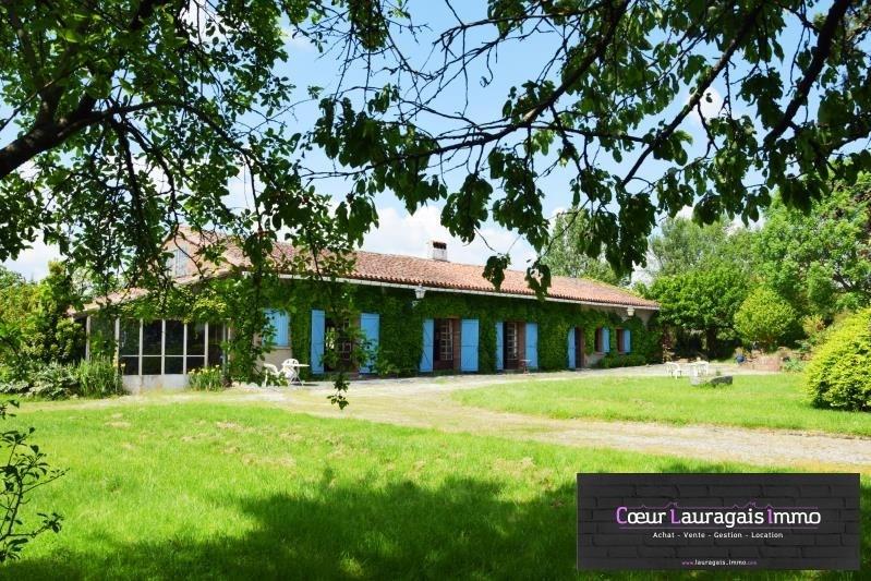Sale house / villa Dremil lafage 472000€ - Picture 1
