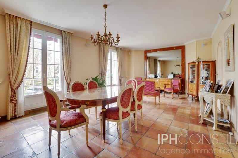 Deluxe sale private mansion Neuilly sur seine 3 600 000€ - Picture 2