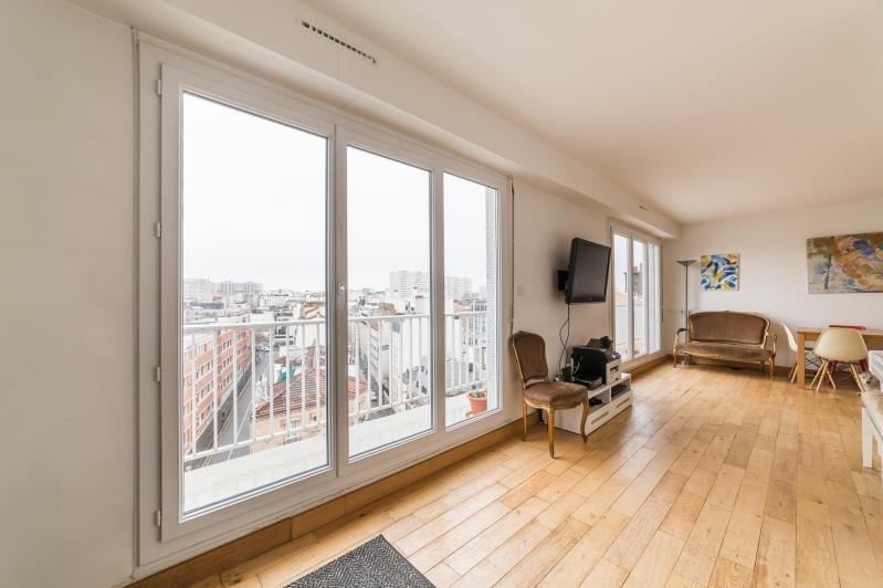 Vente appartement Paris 15ème 988000€ - Photo 2