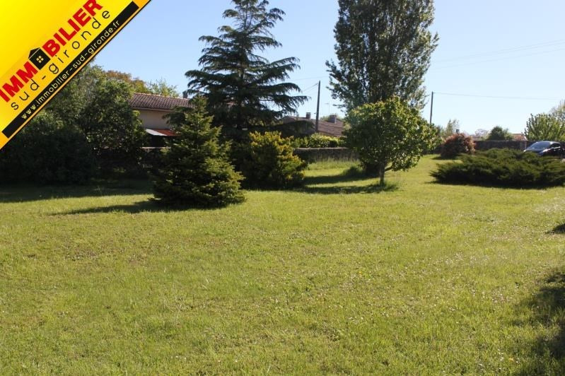 Sale site Langon 69 800€ - Picture 1