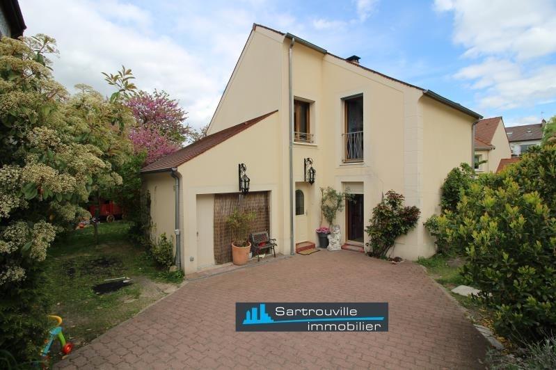 Sale house / villa Sartrouville 424000€ - Picture 1