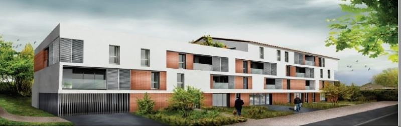 Sale apartment Toulouse 265 000€ - Picture 1