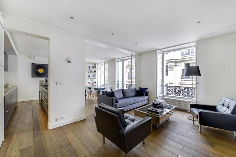 Vente de prestige appartement Paris 10ème 998000€ - Photo 2