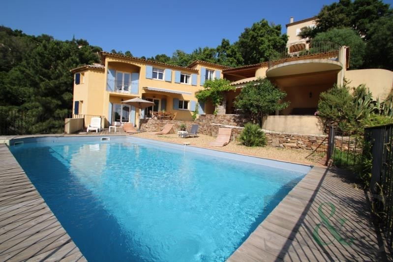 Deluxe sale house / villa Rayol canadel sur mer 795 000€ - Picture 4