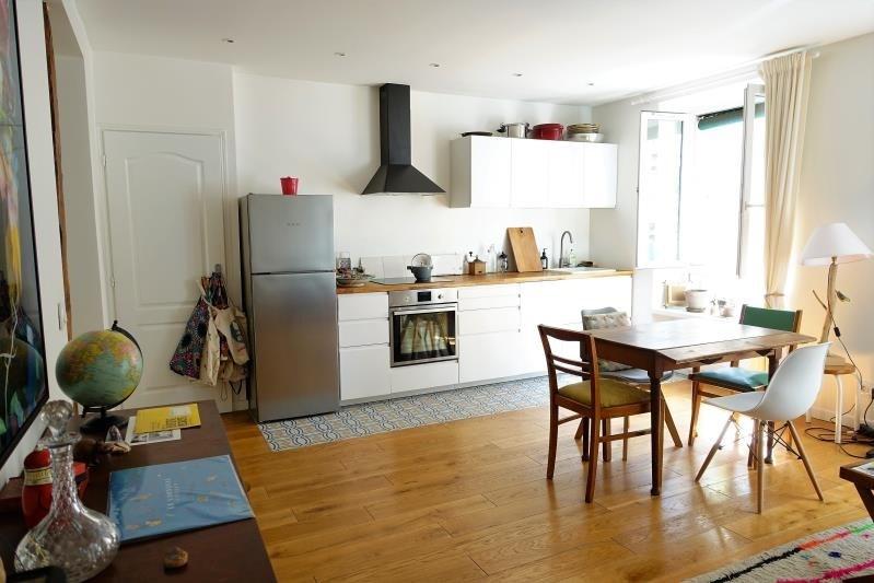 Vente appartement Paris 18ème 475000€ - Photo 7