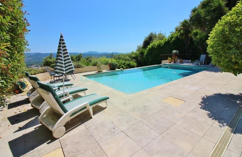Vente de prestige maison / villa Le tignet 795000€ - Photo 5