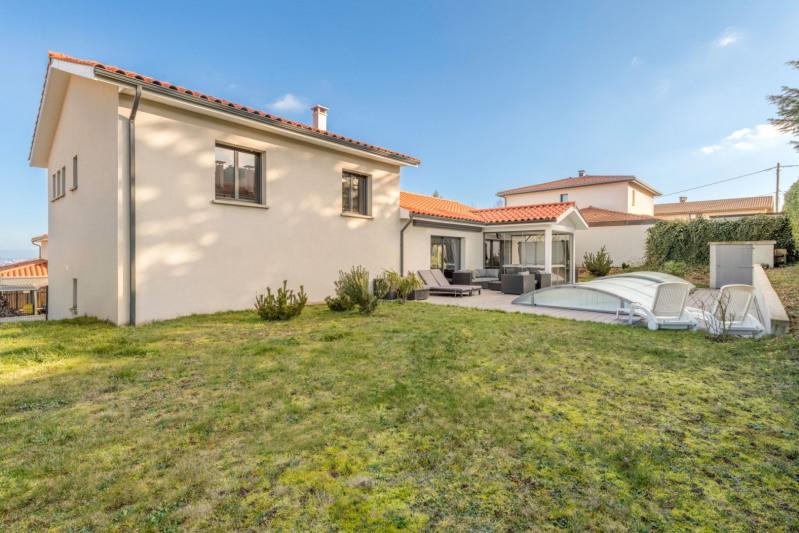 Deluxe sale house / villa Pollionnay 615000€ - Picture 2