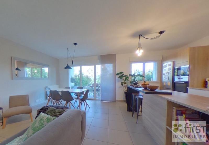 Venta  apartamento Metz tessy 368500€ - Fotografía 1