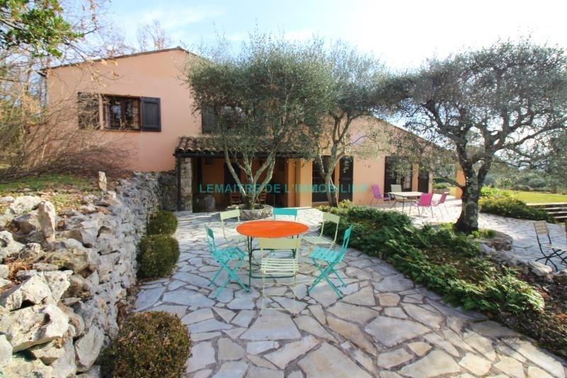 Vente de prestige maison / villa Saint cezaire sur siagne 730000€ - Photo 6