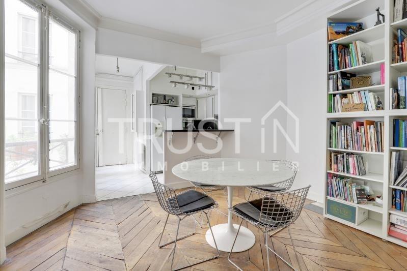 Vente de prestige appartement Paris 8ème 1045000€ - Photo 5
