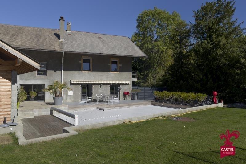 Vente de prestige maison / villa Cognin 576000€ - Photo 1