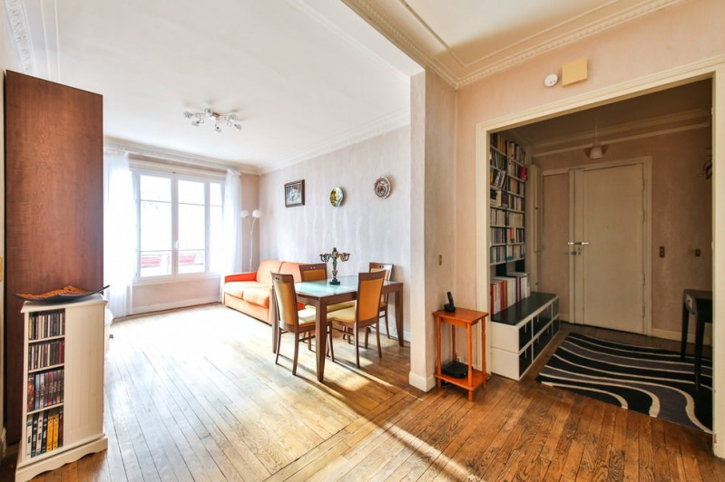 Vente appartement Paris 18ème 779 000€ - Photo 1