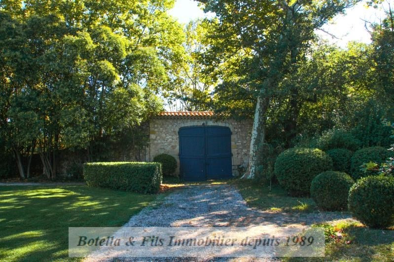 Deluxe sale chateau Uzes 1 948 000€ - Picture 13