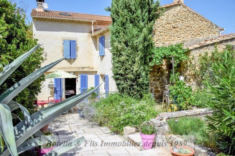 Vente maison / villa Bagnols sur ceze 378000€ - Photo 1