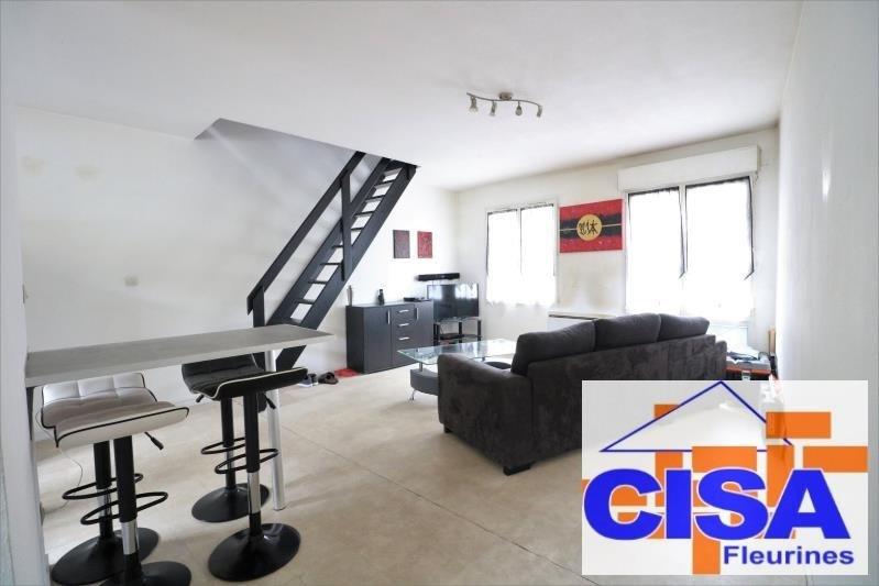 Vente appartement Creil 107000€ - Photo 1