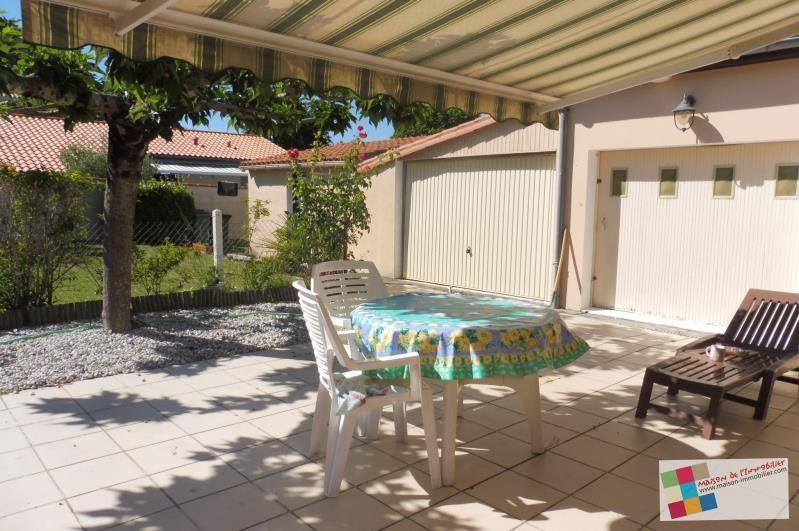 Sale house / villa Meschers sur gironde 262500€ - Picture 8
