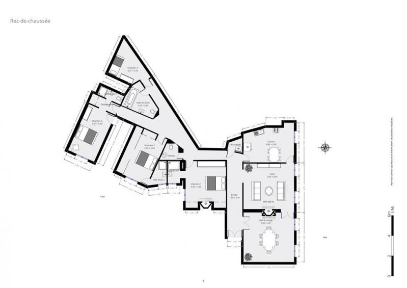 Deluxe sale apartment Paris 6ème 2650000€ - Picture 9