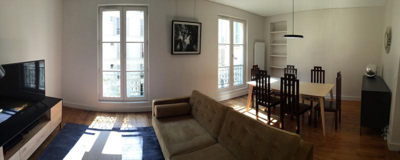 Location appartement Paris 19ème 2150€ CC - Photo 2
