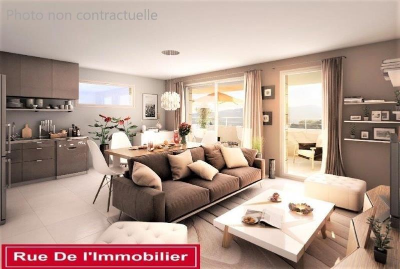 Vente appartement Mommenheim 234000€ - Photo 3