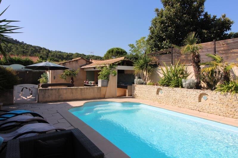 Venta de prestigio  casa Simiane collongue 525000€ - Fotografía 2
