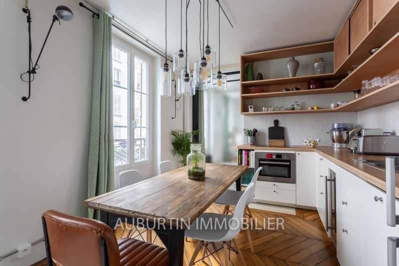 Revenda apartamento Paris 18ème 675000€ - Fotografia 2