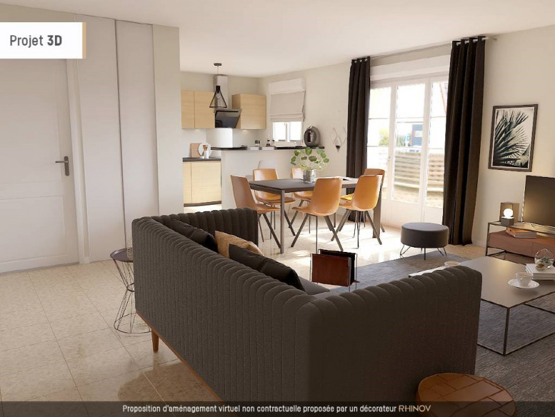 Sale apartment Montlhery 190 500€ - Picture 1