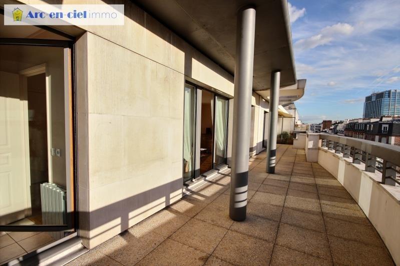 Revenda apartamento Levallois perret 520000€ - Fotografia 8