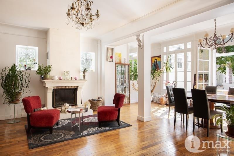 Deluxe sale house / villa Bois colombes 1820000€ - Picture 2